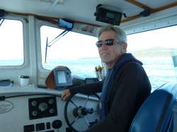 Reg Kirkham - owner/operator